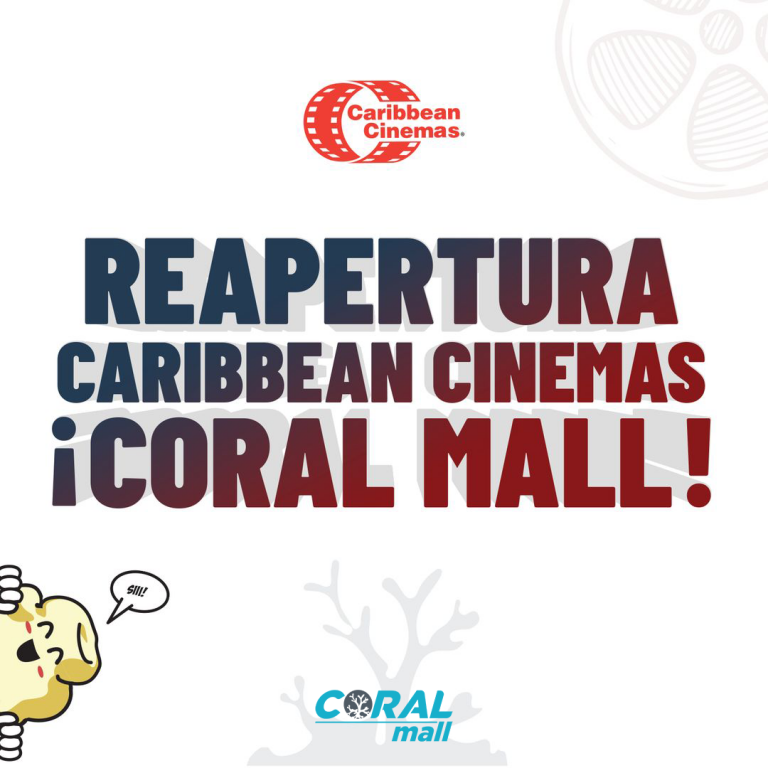 extra coral mall cine